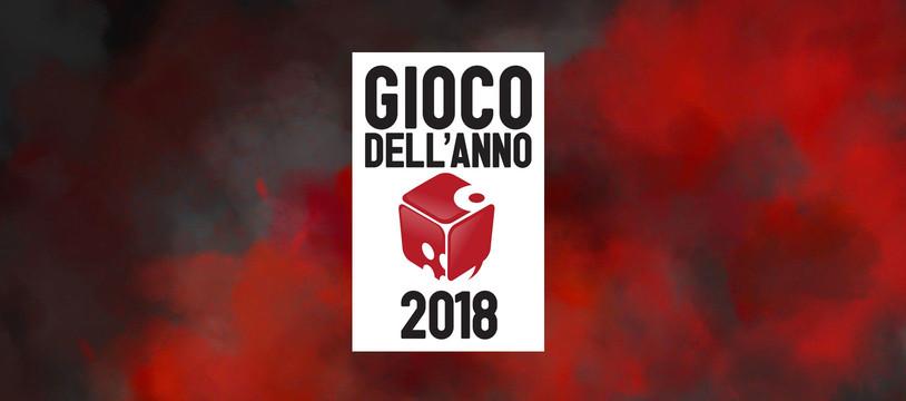Les nommés au Jeu de l'Année italien 2018 sont...