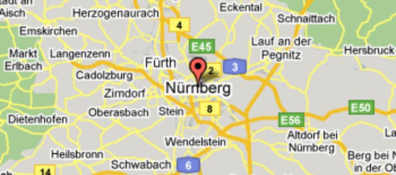 Le voyage de Monsieur Guido à Nuremberg (partie 1)