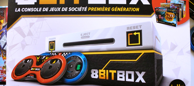 Critique de 8bit box