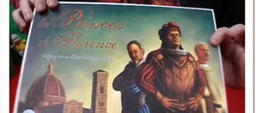 Les Princes de Florences dans la Tric Trac TV