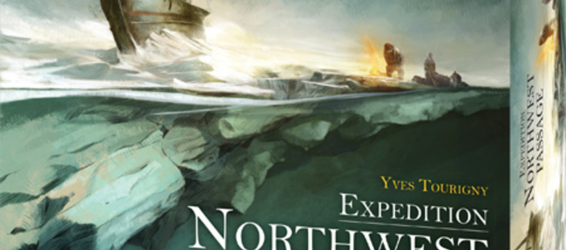 Expédition Northwest Passage d'Yves Tourigny