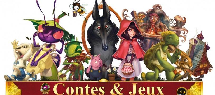 Contes et Jeux : 2 bougies déjà... JAPB !