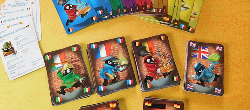 """[Jeux A Thème] Trois """"petits"""" jeux à emmener en vacances : Spywhere, Focus et Fuji flush !"""