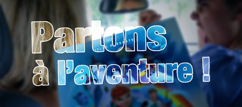 Château Aventure : des histoires pour les vacances !