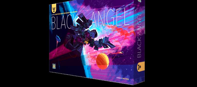 Le Black Angel entre enfin en phase d'approche !