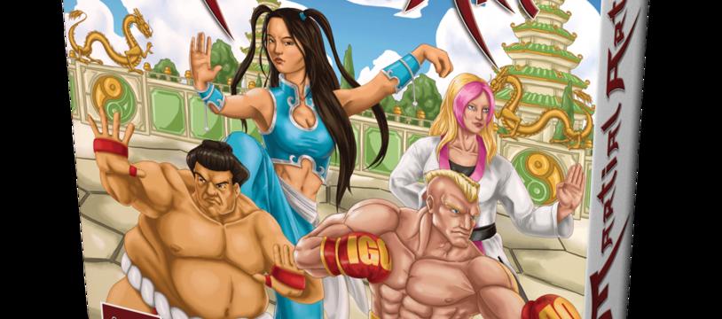 Lancement de la campagne Ulule pour Martial Art de Franz Couderc