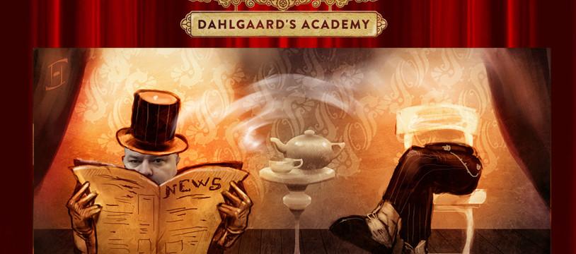Quelques infos sur Trickerion : Dahlgaard's Academy