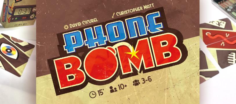 On a testé : Phone Bomb