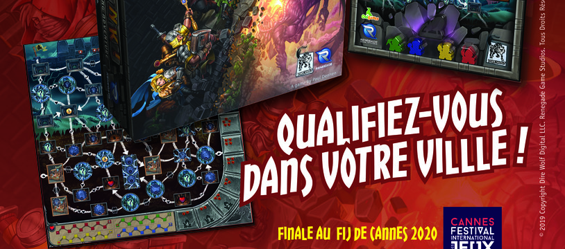 OPEN DE FRANCE CLANK! EXPÉDITIONS 2019