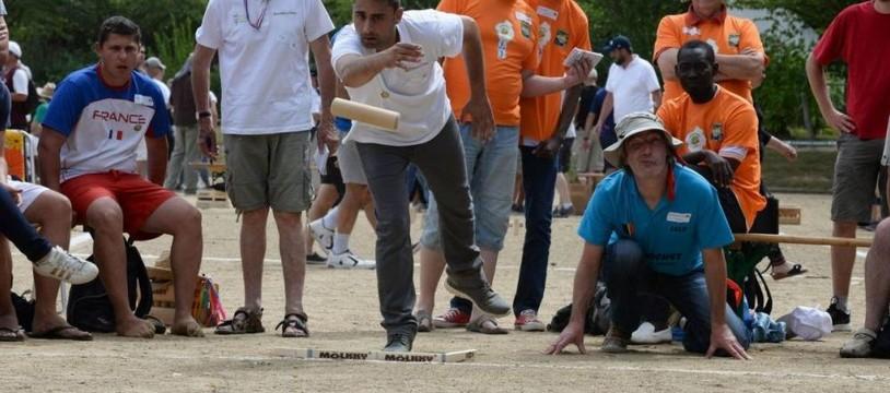 Yatch a remporté le championnat du monde de Mölkky