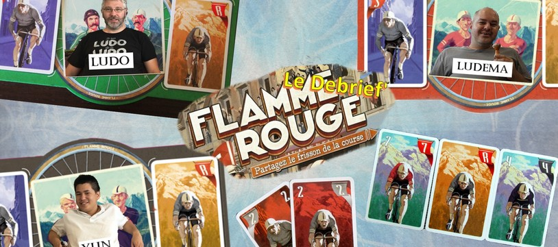 Le Debrief' de Flamme Rouge