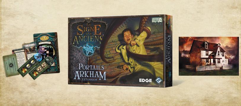 Les Portails d'Arkham : De quoi devenir fou !