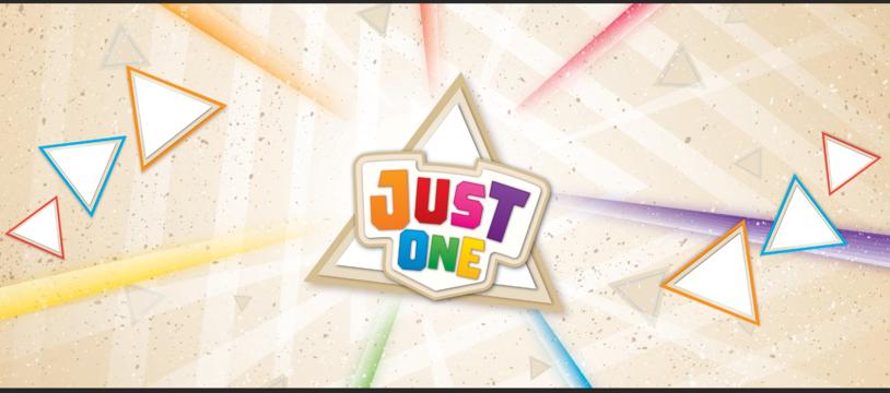 Just One : vous avez le choix, faites la différence !