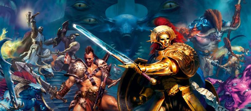 Warhammer Quest: Silver Tower - De la Tour d'Ivoire à la Tour d'Argent