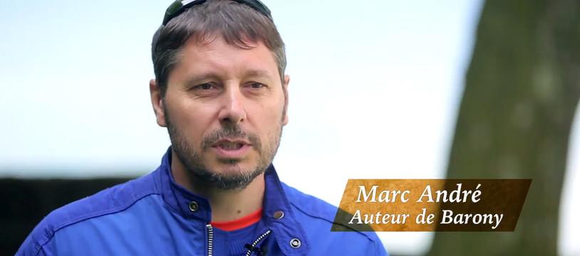 La vidéo de marque : Barony par Matagot !