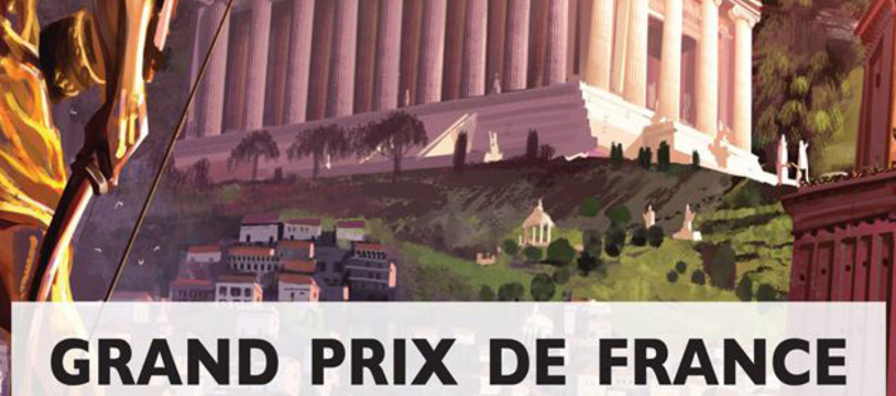 Grand prix de france 7 wonders 2013
