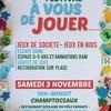 Festival A vous de jouer ! à Champtoceaux (49) le samedi 3 novembre