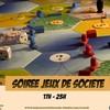 Soirée Jeux de Société + Découverte du Club