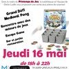 Soirée jeux - Printemps du Jeu !