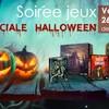 Soirée jeux spécial Halloween
