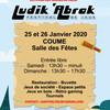 Ludik'Abrak : Festival de Jeux