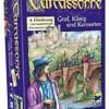 Carcassonne : Comte, Roi et consorts