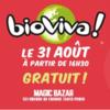 Animation Bioviva chez Magic Bazar !