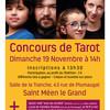 Téléthon 2017 : concours de tarot + après-midi jeux de société