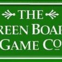Green Board Game