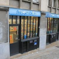 Le Temple du Jeu Nantes - Jeux de Sociétés