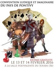 Convention Ludique et Imaginaire du Pays de Pontivy (CLIPP)