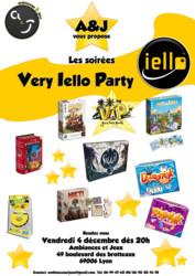 A&J Very IELLO Party