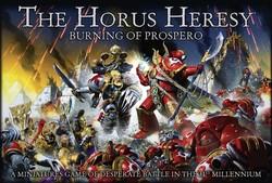 Burning of Prospero