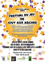 3eme festival du jeu de Jouy aux Arches