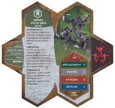 Heroscape : Elite Onyx Viper