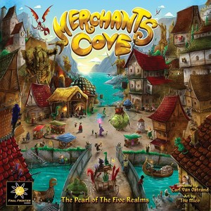 Merchants Cove - The Pearl of the Five Realms