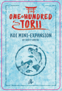 "The One Hundred Torii - Extension ""Koi"""