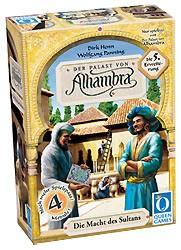 Alhambra : 5 - Le Pouvoir du Sultan