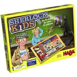 Sherlock Kids : sur les traces du voleur de tableau