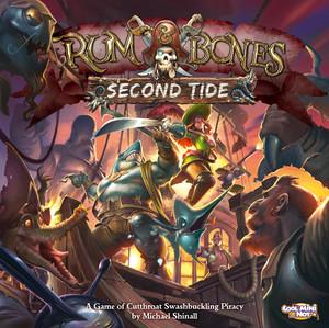 Rum & Bones second tide