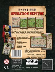 D-Day Dice : Operation Neptune