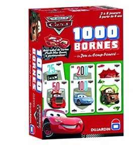 1000 Bornes The World of Cars