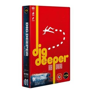 Detective - Extension Dig Dipper