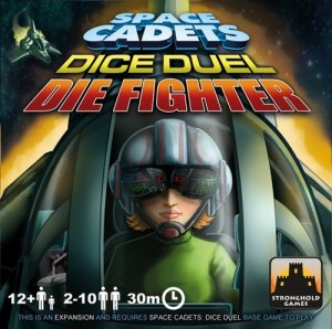 Space Cadets : Dice Duel - Die Fighter