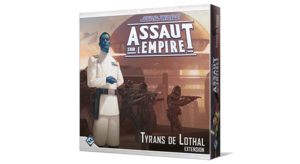 Star Wars - Assaut sur l'Empire : Tyrans de Lothal