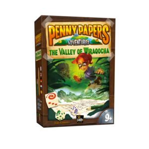 Penny Papers Adventures: La vallée de Wiraqocha