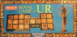 Royal game of Ur