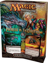 Magic the Gathering - Phyrexia vs. The Coalition