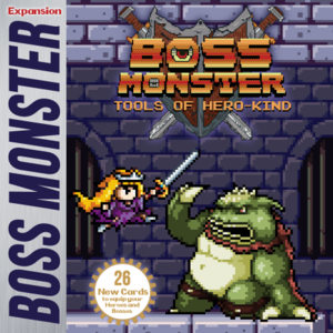 Boss Monster : tools of hero-kind
