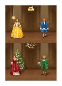 Maitre couturiers - Les tenues de fêtes